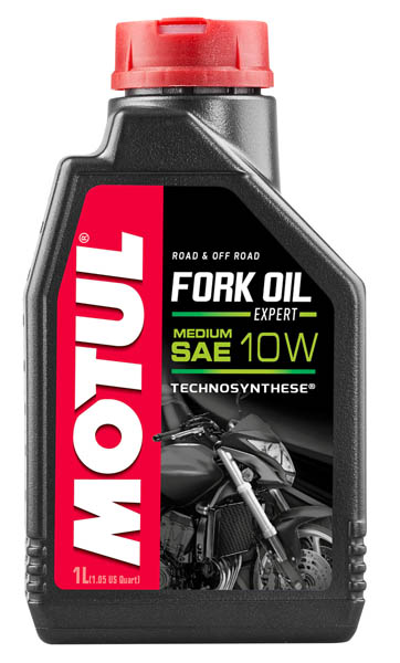 Вилочное масло  MOTUL Fork Oil Expert medium 10W  (1 л.)