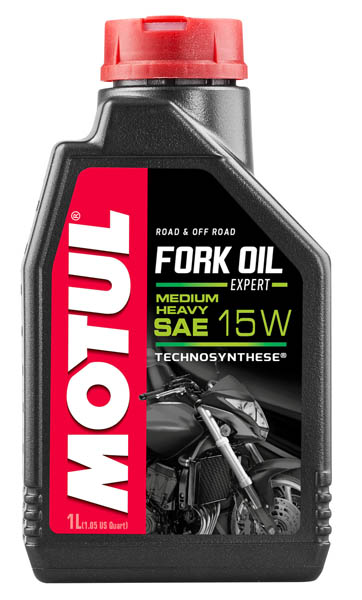 Вилочное масло MOTUL Fork Oil Expert medium/heavy 15W  (1 л.)