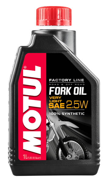 Вилочное масло MOTUL Fork Oil FL Very Light 2,5W  (1 л.)