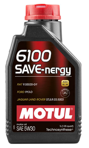 Моторное масло MOTUL 6100 SAVE-NERGY 5W30  (1 л.)