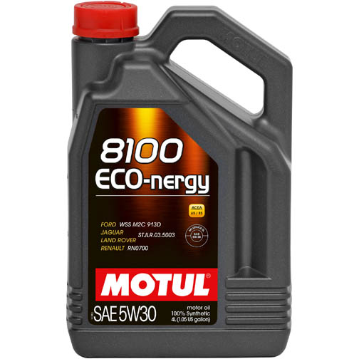 Моторное масло MOTUL 8100 ECO-nergy 5W30  (4 л.)