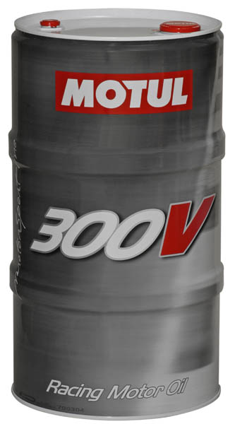 Моторное масло MOTUL 300V POWER 5W40  (60 л.)